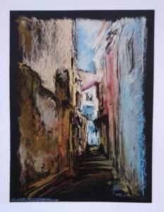 Lisbone 2 - pastel sec